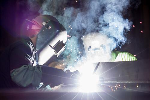 Filtrowentylacja przemysł metalowy
