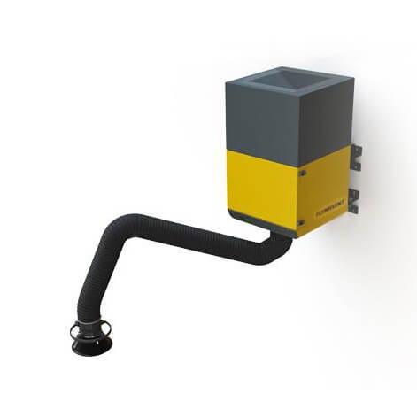 Filtry stanowiskowe GoLine urządzenia stacjonarne spawanie urządzenie MonoGo MonoGoPlus odpylanie dymów spawalniczych